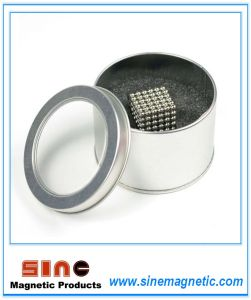 Strong Permanenet NdFeB Magnetic Cube/Buckyballs pictures & photos