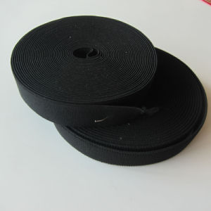 Custom Nylon/Polyester Garment Woven Elastic pictures & photos