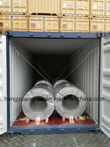 Packed Zinc Coated Galvanized Steel Coil Gi Steel Strip pictures & photos