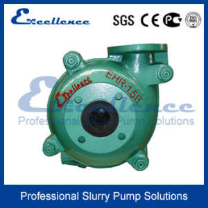 Rubber Lined Slurry Pump (EHR-1.5B) pictures & photos