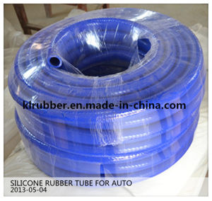 Flexible Reinforce Silicone Rubber Radiator Hose pictures & photos