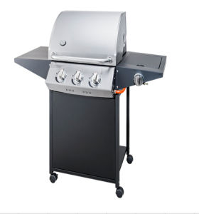 Coating Body Outdoor BBQ Grill