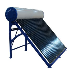 Low Pressure Solar Water Heater (etc tube /stainless steel) pictures & photos