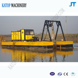 Submersible Pump Dredger for Pond Dredging pictures & photos