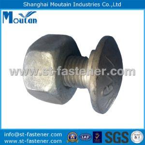 Carbon Steel H. D. G Track Bolt