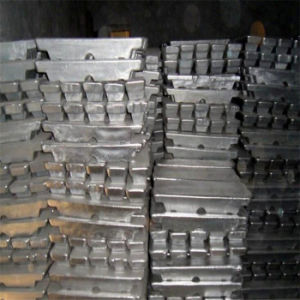 SGS Inspection Antimony Ingot Tin Ingot Sn 99.9% pictures & photos