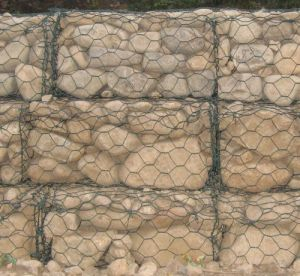 Gabion Basket (PVC Coated or Galvanized) pictures & photos