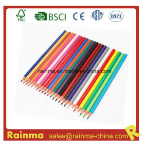 """Eco 7"""" Plastic Color Pencil for School Stationery pictures & photos"""