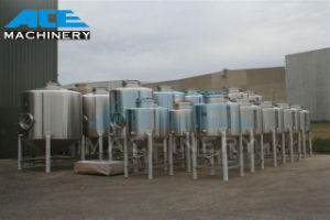 Sanitary Glycol Jacketed Fermentation Tank (ACE-FJG-A1) pictures & photos