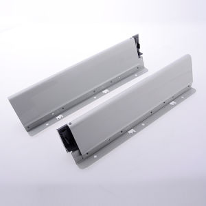 Quality Kitchen Double Wall Metal Box Drawer Slides pictures & photos