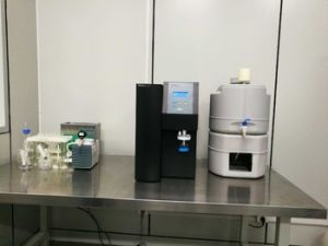 Laboratory Instrument Deionizer Water Filter Lab Pure Water System J23 pictures & photos
