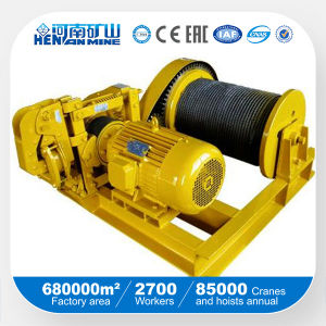 Electric Capstan Winch for Sale, Electric Power Winch for Boats pictures & photos