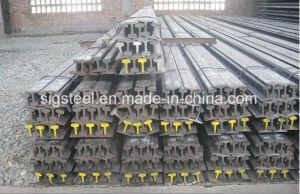GB Standard Rail Steel, Light Rail Steel From China Manufacture pictures & photos