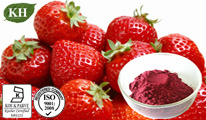 100% Natural Strawberry Extract Powder pictures & photos