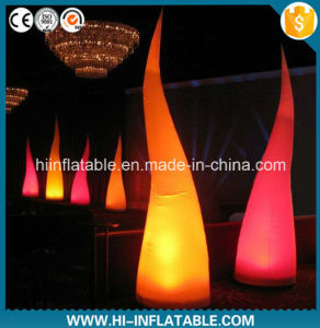 2015 Amazing Event Decoration Inflatable Cone 001 with LED Light pictures & photos