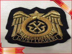 Clothing Embroidery Patch Woven Patch Adhesive Patch pictures & photos