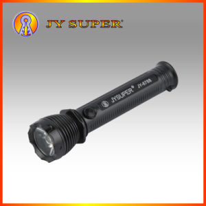 Jy Super 1W Plastic Rechargeable LED Torch for Outdoor (JY-8788)