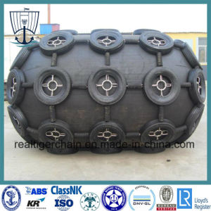 Floating Pneumatic Rubber Marine Fenders pictures & photos
