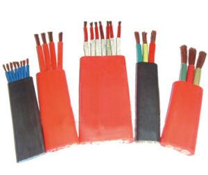Silicon Rubber Sheathed Flat Cable Yggb Ygcb-Vfr Ygcb-Vf46r Ygcbp Ygcb-Vfrp