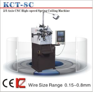 0.15-0.8mm CNC Compression Spring Coiling Machine&Tension/Torsion Spring Making Machine pictures & photos