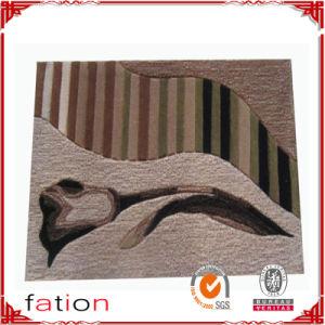 Handmade Acrylic Fiber Shaggy Carpet High Quality Area Rug pictures & photos