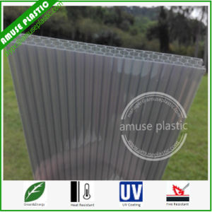 Bayer Plastic Polycarbonate Sheet Colored Board PC Honeycomb Roofing Sheets pictures & photos