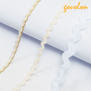 Wave Nylon Ribbon Trimming pictures & photos