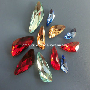 Pujiang Decorative Point Back Crystal Bead for Jewelry Making pictures & photos