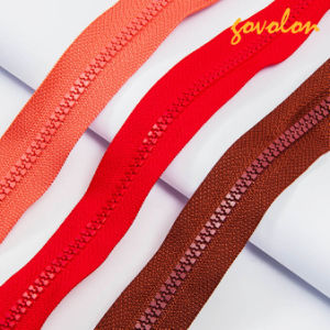 Nylon Zipper/Metal Zipper/Plastic Zipper pictures & photos