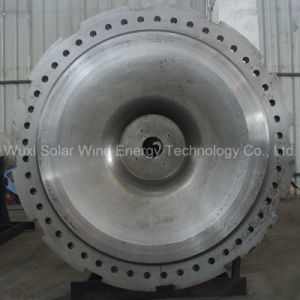 CNC Machined Part Forged Wind Turbine Main Shaft