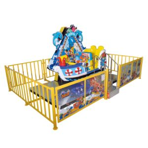 Amusement Equipment Kids Ride Game Machine for Kiddie Playground (K137) pictures & photos