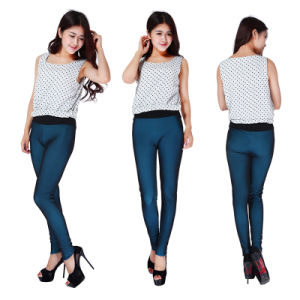 Women Skinny Colorful Stretchy Sexy Pants Soft Leggings Pencil Tights Jeggings