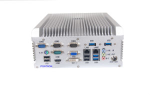 Intel Core I5-2430m Industrial Box PC with Dual LAN pictures & photos
