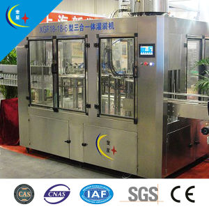 Series Washing-Filling-Capping 3-in-1unit Water Filling Machine (YXT-DCGF)