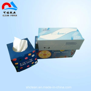 200sheets White Soft Boxed Facial Tissue From China, Shanghai pictures & photos