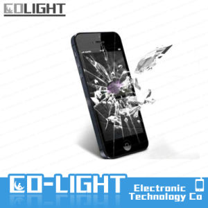 9h Hardness High Transparency Screen Protector Tempered Glass for iPhone 5s