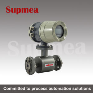 Sewage Split Electromagnetic Flow Meter with IP68 Water-Proof Flowmeter