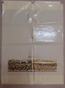 LDPE Custom Printed Drawstring Bags for Packing (FLS-8246) pictures & photos