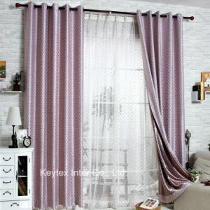 Jacquard Curtain (C14124)