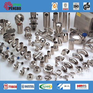 Stainless Steel Sanitary Fitting for Food Industry pictures & photos