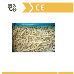 Automatic 300kg/H Frozen Potato Chips Processing Machine pictures & photos