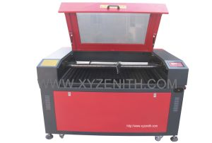 Laser Engraving Machine with Motorized up-Down Working Table (XE1060/1280) pictures & photos