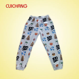 2015 Wholesale Fashion Style Sublimation Custom Men Jogger Pants pictures & photos