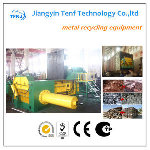 (TFKJ) Hydraulic Scrap Aluminum Compressor Machine pictures & photos