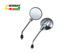 Ww-7545 Indian Bajaj135 Spare Parts, Rear-View Back Mirror pictures & photos