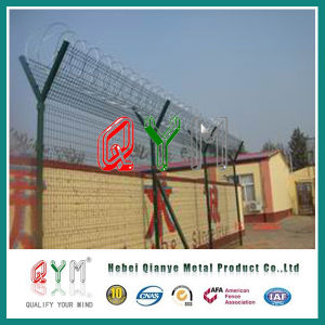 Airport Safety Fence/Airport Fence with Razor Wire/Border Fence pictures & photos