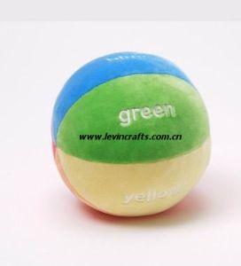 Super Soft Plush Stuffed Ball Baby Toys