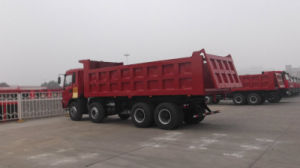 CCC ISO Approved Front Lifting Dump Truck pictures & photos