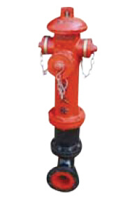 Outdoor Fire Hydrant Grey Cast Iron pictures & photos