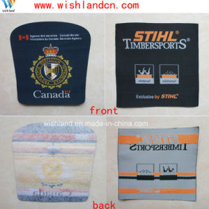 Personalized Eco-Friendly Embroidered Garment Woven Labels